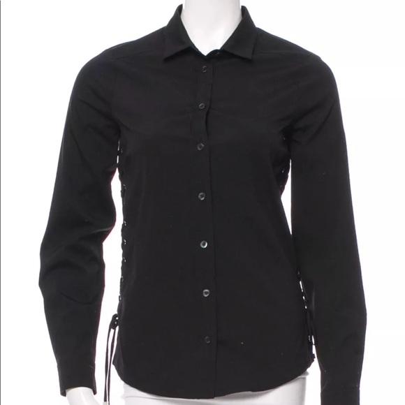 c5e4ba845ad Gucci Tops | Long Sleeve Buttonup Top | Poshmark